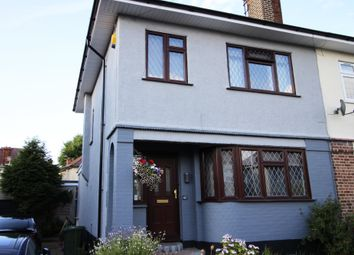 Thumbnail 3 bed semi-detached house for sale in Victoria Avenue, Collier Row