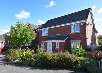 Thumbnail 4 bed detached house for sale in Kerscott Close, Ince, Wigan