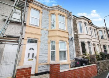 Thumbnail 4 bedroom terraced house for sale in Britannia Road, Easton