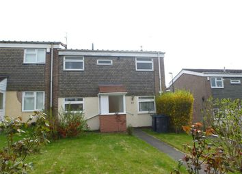 Thumbnail 4 bed end terrace house to rent in Bantock Way, Harborne, Birmingham