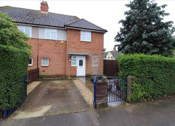 Thumbnail 3 bed semi-detached house for sale in Lely Road, Ipswich