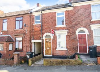 Thumbnail 2 bedroom terraced house for sale in Caroline Street, Dudley