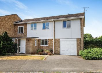 Thumbnail 4 bed end terrace house for sale in Highfield Way, Hazlemere, High Wycombe