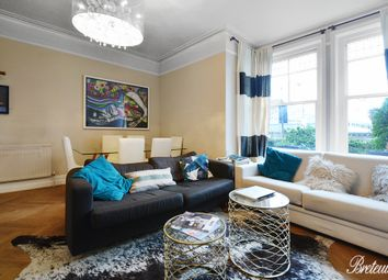 Thumbnail 2 bed flat to rent in Bishops Park Road, London
