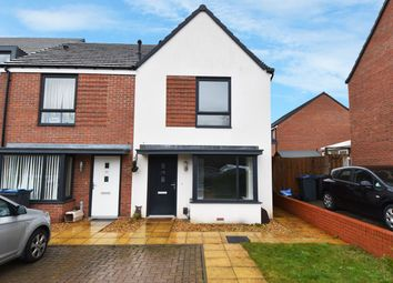 Thumbnail 2 bed semi-detached house to rent in Tessall Lane, Rubery, Birmingham