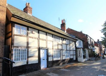 Thumbnail 3 bed cottage for sale in The Old Manor House, Main Street, Frodsham, Cheshire