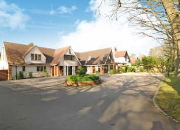 Thumbnail 6 bed detached house to rent in Winkfield Road, Ascot