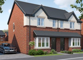 Thumbnail 3 bed semi-detached house for sale in Meres Edge, Helsby, Frodsham