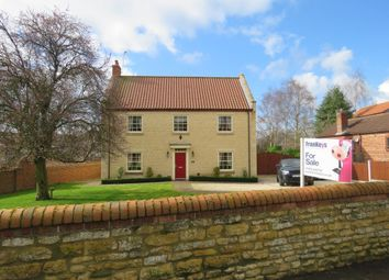 Thumbnail 5 bed detached house for sale in High Street, Navenby, Lincoln