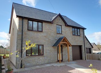 Thumbnail 4 bed detached house for sale in The Tufts, Bream, Lydney, Gloucestershire.