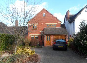 Thumbnail 4 bed detached house to rent in Elmdon Lane, Marston Green, Birmingham
