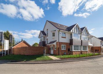 The Fairways, Fredas Grove, Harborne, Birmingham B17. 4 bed semi-detached house for sale