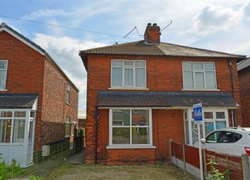 Thumbnail 2 bed semi-detached house for sale in Comforts Avenue, Scunthorpe