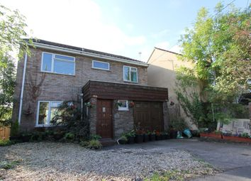 Thumbnail 4 bed detached house to rent in Church Road, Winterbourne Down, Bristol