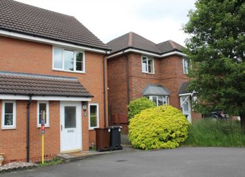 Thumbnail 2 bed terraced house to rent in Barth Close, Great Oakley, Corby