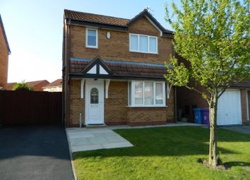 Thumbnail 3 bedroom detached house to rent in Merrydale Drive, West Derby, Liverpool