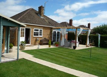 Thumbnail 3 bed detached house for sale in Church Road, Pamber Heath, Tadley, Hampshire