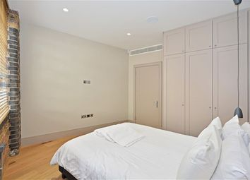 Thumbnail 1 bed flat to rent in Wells Mews, London