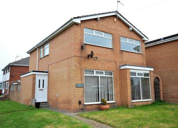 Thumbnail 4 bed detached house to rent in Vicarage Lane, Blackpool