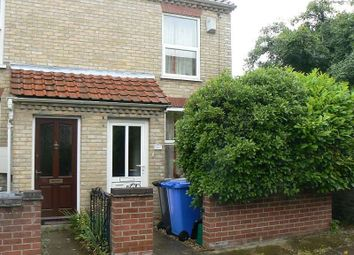 Thumbnail 2 bed terraced house to rent in York Street, Norwich