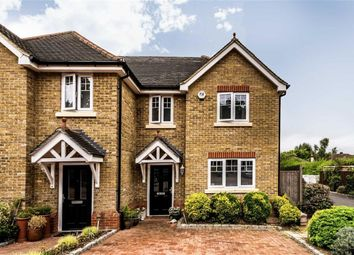 Thumbnail 3 bed semi-detached house for sale in Oakhurst Close, Kingston Upon Thames