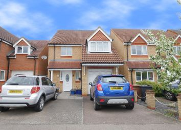 Thumbnail 3 bedroom detached house for sale in Severn Way, Stevenage