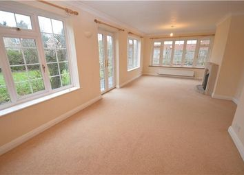 Thumbnail 3 bedroom detached house to rent in Lakeside Vicarage Lane, Frampton On Severn, Gloucester