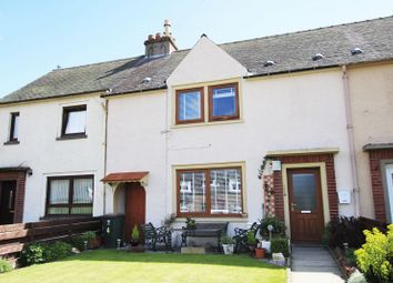 Thumbnail 3 bed terraced house for sale in Parkside, Meigle, Blairgowrie