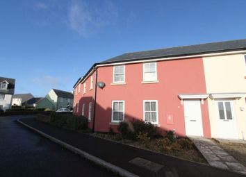 Thumbnail 2 bed flat to rent in Carrolls Way, The Gallops, Staddiscombe, Plymouth