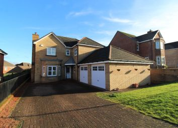 Thumbnail 4 bed detached house for sale in St. Brides Way, Ayr