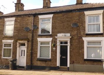 Thumbnail 2 bed terraced house for sale in Hurdsfield Road, Macclesfield, Cheshire