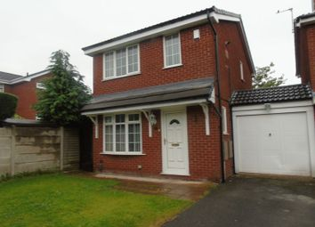 Thumbnail 3 bed detached house to rent in Wyke Road, Whiston, Prescot