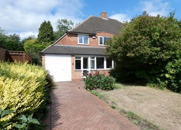 Thumbnail 3 bed semi-detached house for sale in Rectory Park Close, Sutton Coldfield