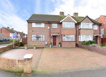 Thumbnail 5 bed semi-detached house for sale in Sunbury Lane, Walton-On-Thames