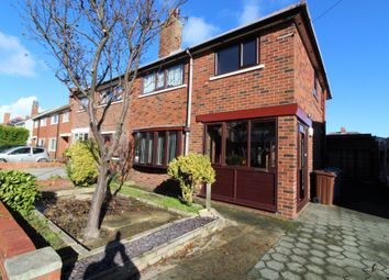 Thumbnail 3 bed semi-detached house for sale in Harwood Avenue, Lytham St. Annes