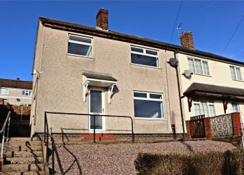 Thumbnail 3 bed semi-detached house for sale in Whitethorn Way, Chesterton, Newcastle Under Lyme