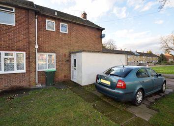 Thumbnail 2 bed end terrace house for sale in Walderslade Road, Walderslade, Chatham