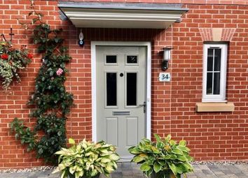 Thumbnail 4 bed detached house for sale in Goss Place, Alsager, Stoke-On-Trent, Cheshire