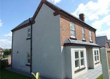 Thumbnail 3 bed detached house for sale in The Old School House, Goose Green Lane, Shirland
