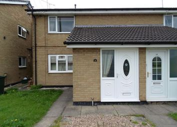 Thumbnail 2 bed flat for sale in Gayton Close, Doncaster