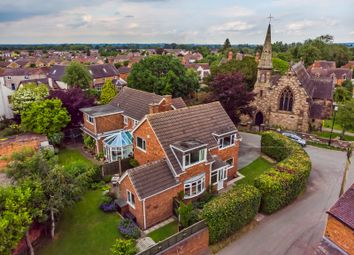 Thumbnail 4 bed detached house for sale in Frog Lane, Wheaton Aston, Stafford
