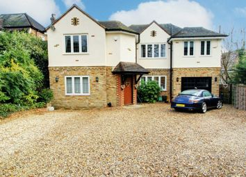 Thumbnail 5 bedroom detached house for sale in Vineyards Road, Northaw, Potters Bar