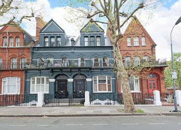 Thumbnail 2 bed flat for sale in Vereker Road, London