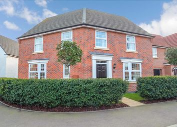 Thumbnail 4 bed detached house for sale in Otho Way, North Hykeham, Lincoln