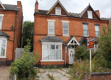 Thumbnail 5 bed terraced house for sale in Yardley Road, Acocks Green, Birmingham