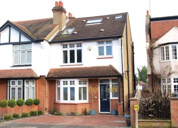 Thumbnail 4 bed property for sale in Chase Court Gardens, Enfield