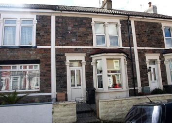 Thumbnail 2 bed terraced house for sale in Highworth Road, St. Annes Park, Bristol