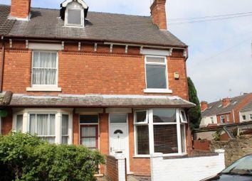 Thumbnail 2 bed end terrace house for sale in Cookson Street, Kirkby-In-Ashfield, Nottingham