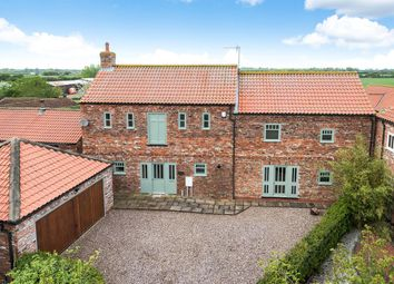 Thumbnail 4 bed detached house for sale in Dove Cottage, Moat Farm, Gribthorpe