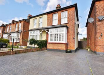 Thumbnail 2 bed semi-detached house for sale in Kimpton Avenue, Brentwood, Essex